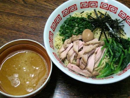 温つけ麺(大)
