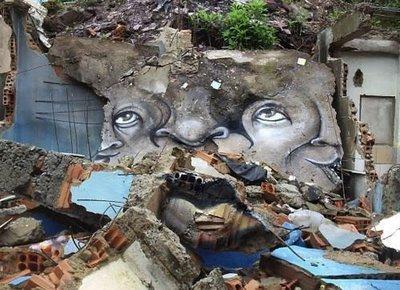Brazilian Graffiti Art   Funtasticus.com