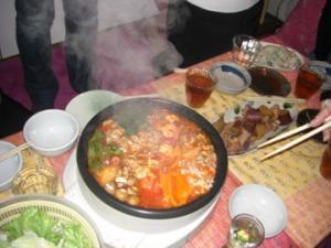 トマト鍋4