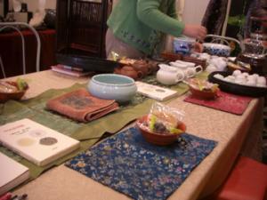 中国茶セミナー1