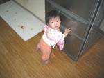 冷蔵庫がベタベタ