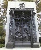ロダン作『地獄の門』