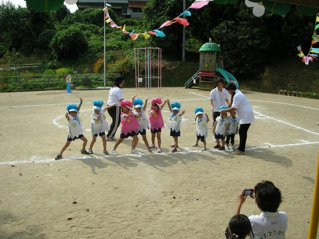 弥富保育園運動会090927001
