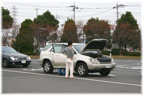 車検のはじまり~