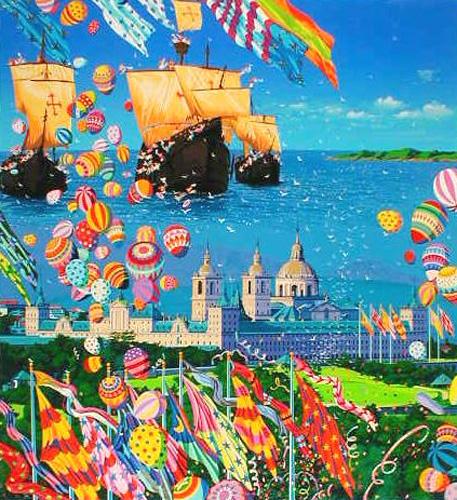 コロンブス500年祭