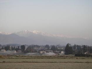 後立山(11.11)