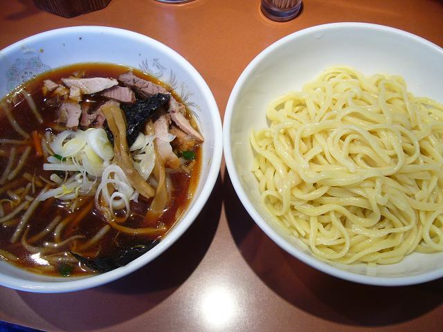 大勝軒 野菜つけH20.2.4