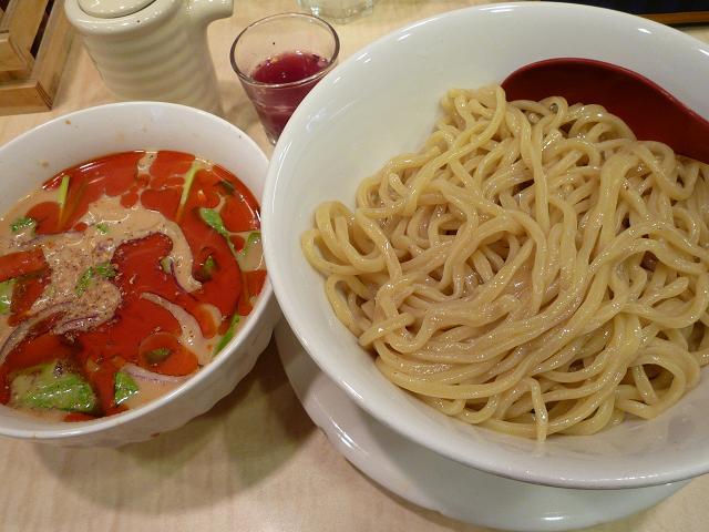 七彩 紫萌担々つけ麺