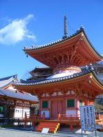 壺阪寺建物