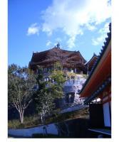 八角円堂(本堂)