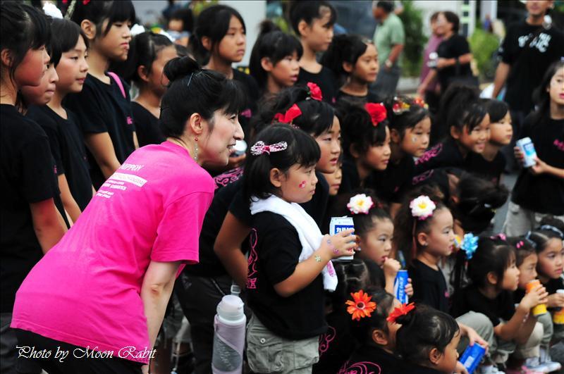 夏彩祭in壬生川 その10 SHINBI(真美) ダンスステージ 2008.08.23