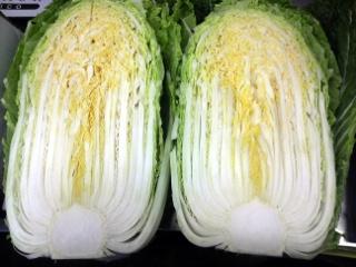 白菜 黒い 点 多い