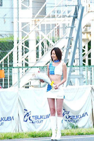筑波サーキット レースクイーン