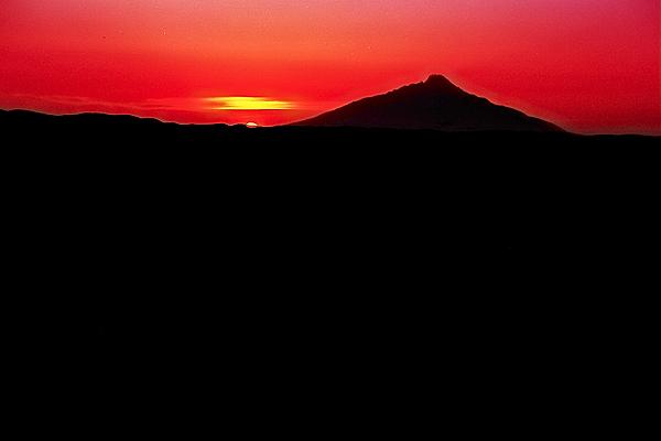 北海道 利尻島