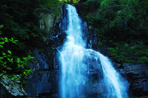 安達太良山 銚子ヶ滝