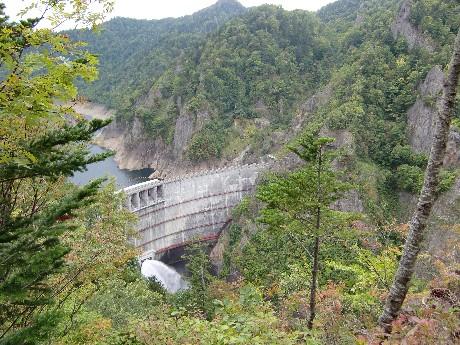 1967年着工、1972年10月に完成。
