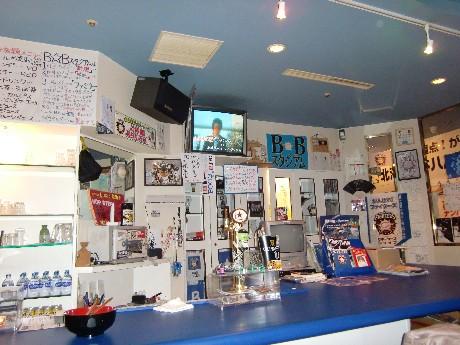 札幌ススキノにあるファイターズ・バー