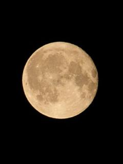 2006/6/12の満月