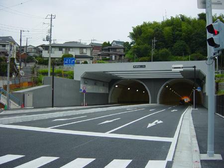 阿部倉トンネル