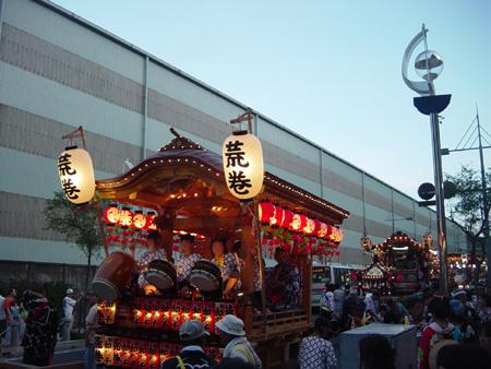 浦賀例大祭