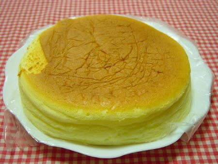 銀座三丁目マゼランのチーズケーキ