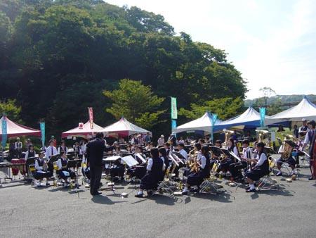 久里浜中学校吹奏楽部