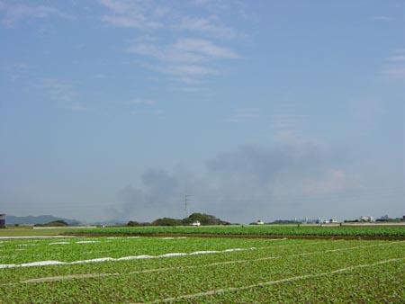 横須賀で火災発生!?