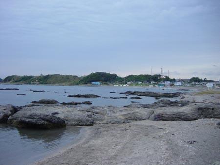 三浦・矢作の浜