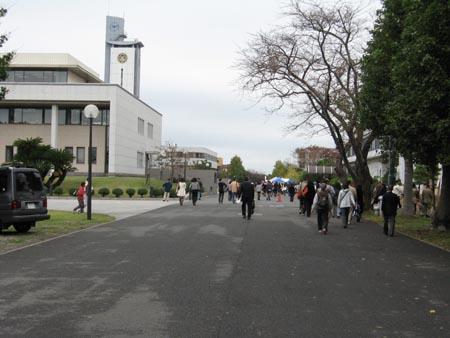 防大の開校記念祭