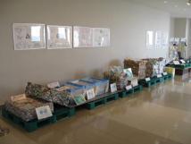 リサイクル展示コーナー