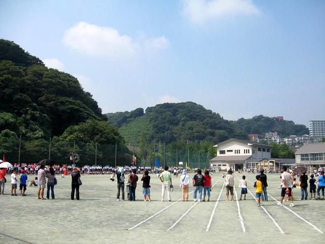 神明中の体育祭