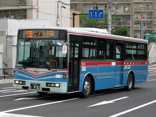 汐入駅?しょうぶ園直行バス