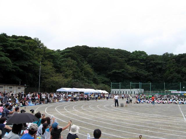 浦賀中体育祭