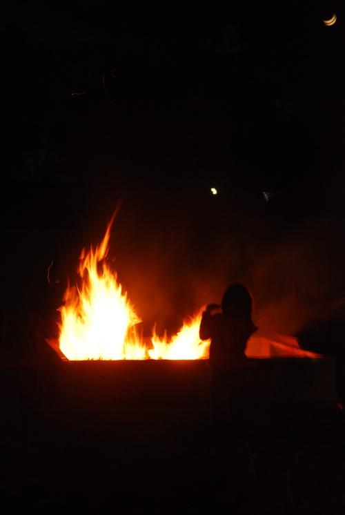 炎のハープ