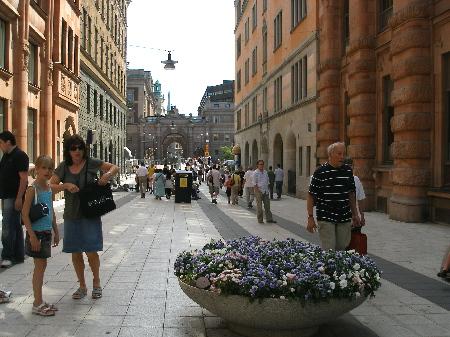 宮殿前広場
