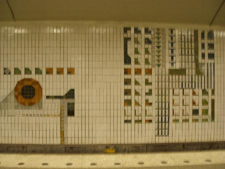 地下鉄壁画