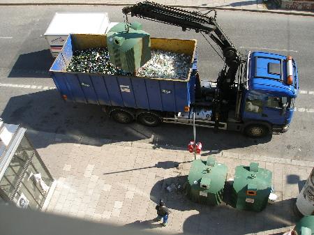 ゴミ収集2
