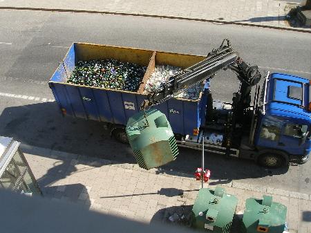 ゴミ収集3