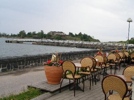 海辺のカフェ2
