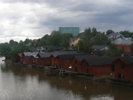 ポルボー旧倉庫
