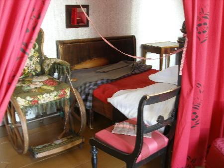 詩人の家・家具