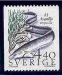 スウェーデンのウナギ