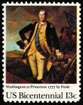 プリンストンのワシントン