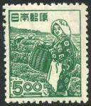 茶摘み5円
