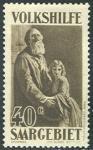 ザールの慈善切手