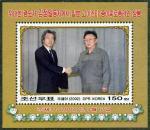小泉総理と金正日