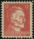 ヒトラーの骸骨