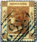 香港・1番切手