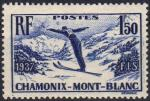 モンブラン・スキー大会