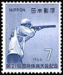 第21回国体(クレー射撃)